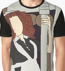 Magenta  Graphic T-Shirt