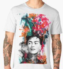 Frida Kahlo  Men's Premium T-Shirt