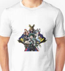 Boku no Hero Academia - My Hero Academia Unisex T-Shirt
