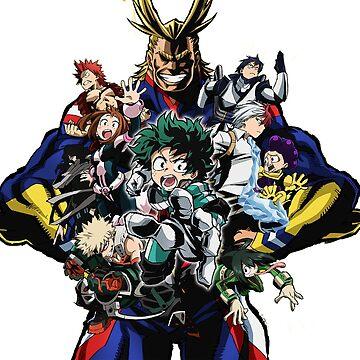 Boku no Hero Academia - My Hero Academia by AniPop