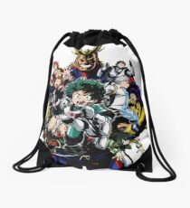 Boku no Hero Academia - My Hero Academia Drawstring Bag