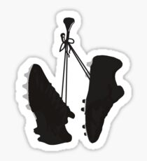 Cleats Sticker