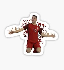 Pulisic Scores! Sticker