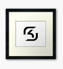 Sk Gaming! Framed Print