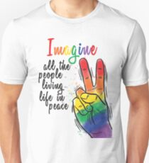 Pride Imagine T-Shirt