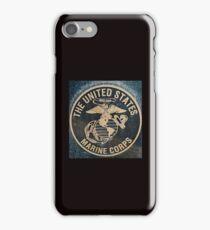 Dedicated USMC Hobbist License #17235  iPhone Case/Skin