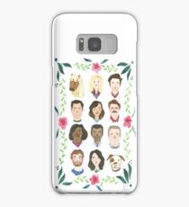 The Parks and Recreation Family Samsung Galaxy Case/Skin