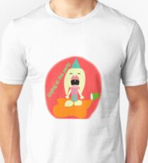 Crying at the party Unisex T-Shirt