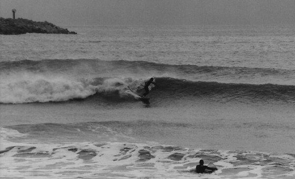 midnight surfers by urbanghost
