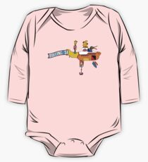 Yellow Submarine (sea of monsters) One Piece - Long Sleeve