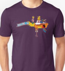 Yellow Submarine (sea of monsters) Unisex T-Shirt