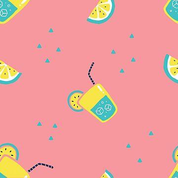 Pink Lemonade by mrsalbert