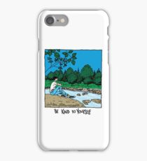 Be Kind To Yourself iPhone Case/Skin