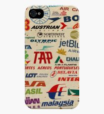 AIRLINES iPhone 4s/4 Case