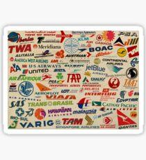 AIRLINES Sticker