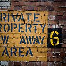 Private Property  by Paul Mears