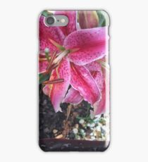 Lilies Times Two - If you see something you like, please purchase it. Try a tough cell phone case! iPhone Case/Skin