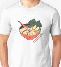 CUTE RAMEN - PIGU Slim Fit T-Shirt