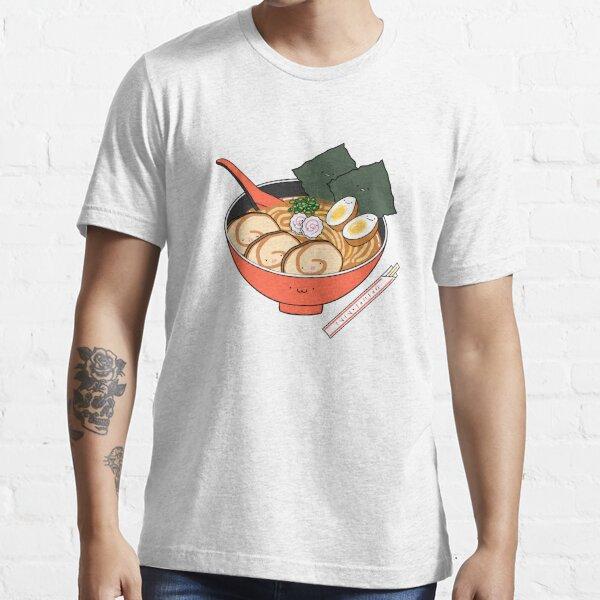CUTE RAMEN - PIGU Essential T-Shirt