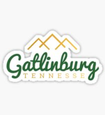 Gatlinburg, TN Sticker