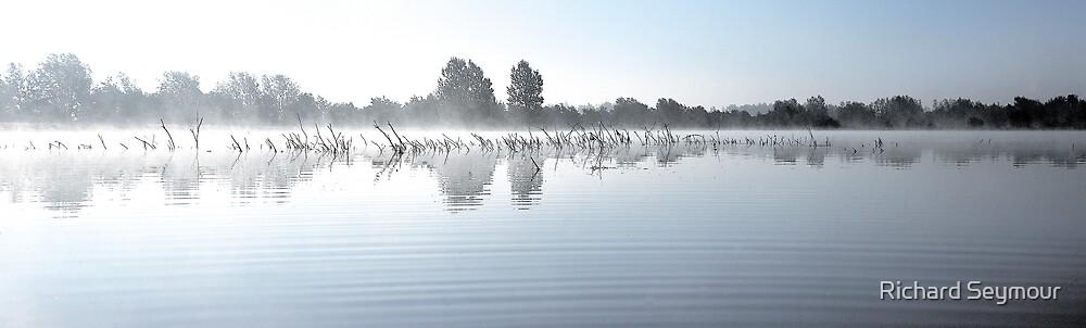 Blue Lake by Richard Seymour