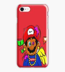 Super Red iPhone Case/Skin