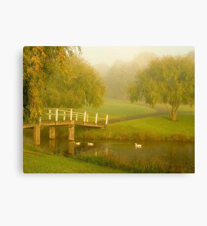 Morning delight Canvas Print
