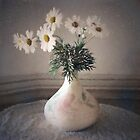 Daisies in a Vase  #2 by Albert
