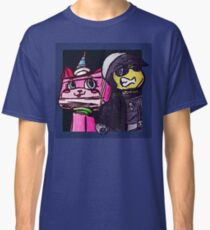 Unikitty and Bad cop Classic T-Shirt