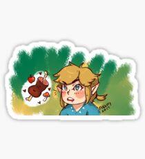 Breath Of The Wild - Link Sticker