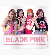 Blackpink 블랙핑크 - As If It's Your Last 마지막처럼 Poster