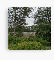 Fraser River  Canvas Print