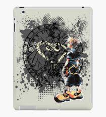 Sora heart world iPad Case/Skin