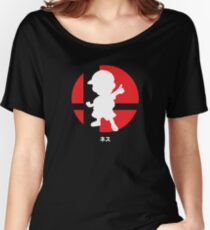 Smash Bros. Ness Women's Relaxed Fit T-Shirt