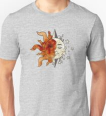 The Sun, The Moon, and The Stars Unisex T-Shirt