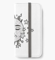 The Moon, The Stars, and the Sun (2) iPhone Wallet/Case/Skin