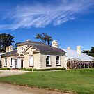 Woolmers Estate at Longford, Tasmania by Christine Smith