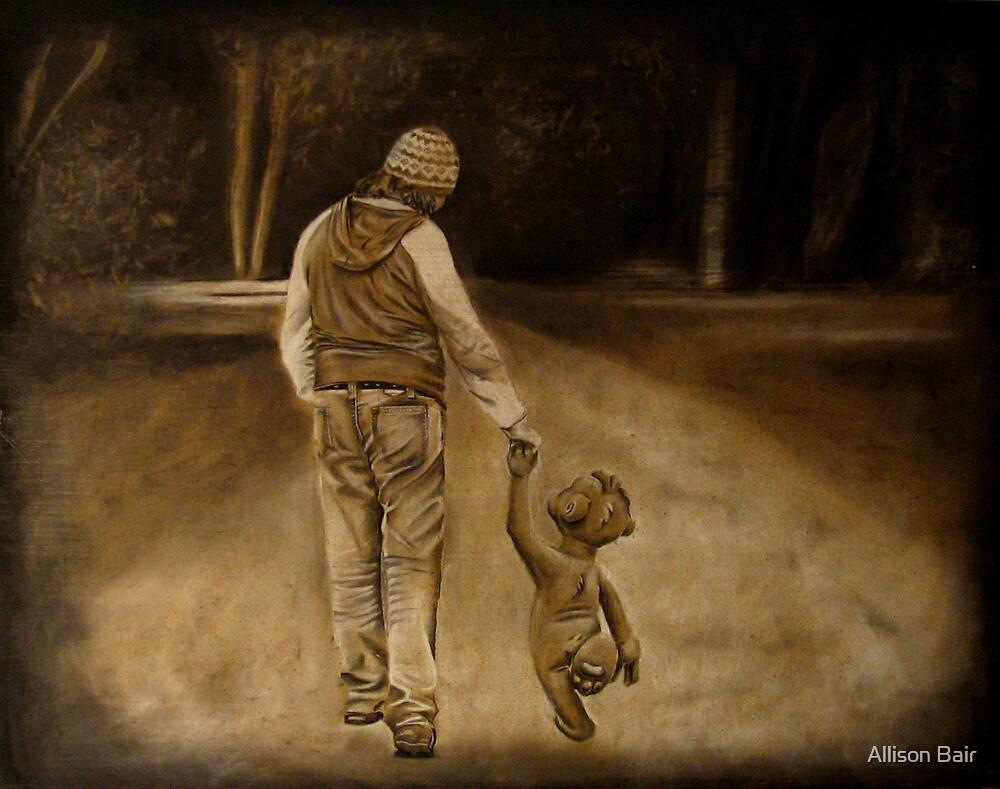 On the Beaten Path by Allison Bair