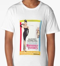 Breakfast at Tiffanys Long T-Shirt