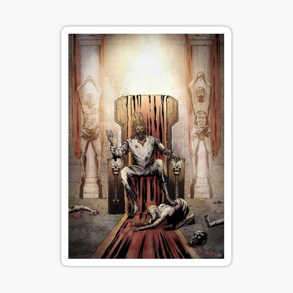 Doomsday Kingdom - The Dead Rule as Kings Sticker