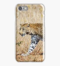 Panthera pardus iPhone Case/Skin