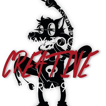 Too Creative Mr. Fox by xiiviii