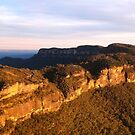 Narrowneck Katoomba by Brett Thompson
