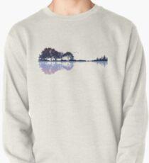 Natur Gitarre Sweatshirt