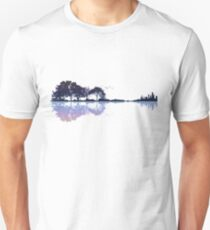 Nature Guitar T-Shirt