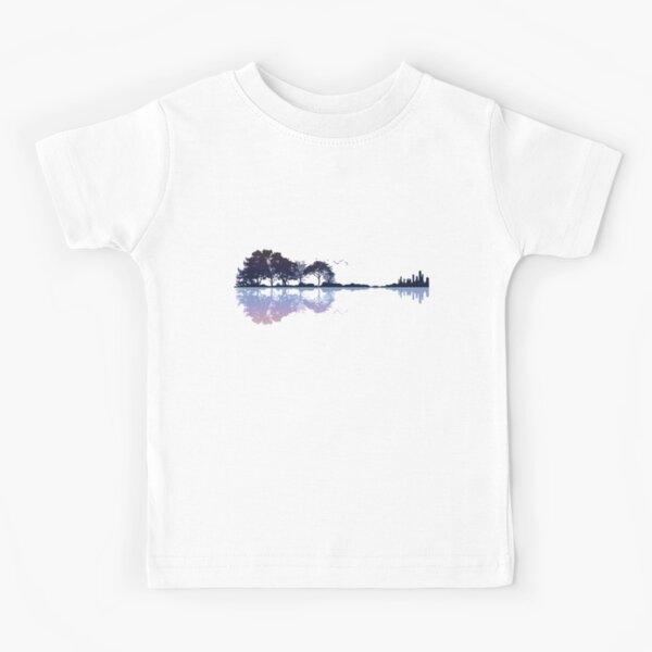 Nature Guitar Kids T-Shirt