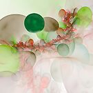 Fractal Bubbles by Shane Shaw