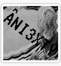 Aniexty Sticker