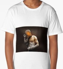 light bulb Long T-Shirt