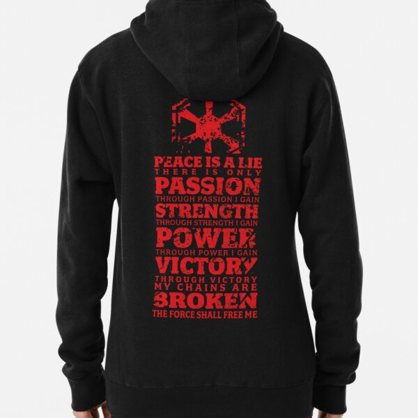 Code of the Sith Pullover Hoodie